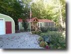 1.32 Acres & Cabin on Roughshod Hollow Rd.