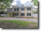 Virginia Waterfront 1 Acres Chesapeake Bay Home Auction