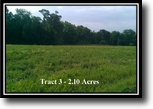 Ohio Land 2 Acres Lot 3 Oakthorpe Lake Estates Phase II