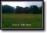 Ohio Land 3 Acres Lot 4 Oakthorpe Lake Estates Phase II