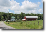 New York Farm Land 168 Acres Certified Organic Dairy Farm for Sale!