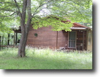 2 Bed 1 Bath Cabin on 30+ Acres