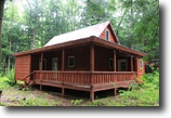 New York Waterfront 8 Acres New York Waterfront Cabin on Fish Creek