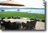 Stunning Custom Home on Lake Wisconsin