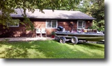 6.75 Wooded Seclude Acres w/ House