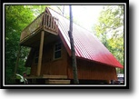 Ohio Hunting Land 19 Acres Creek View Cabin