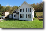 Pennsylvania Farm Land 39 Acres Two Homes, Land & Service Garage
