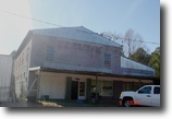 Mississippi Land 1 Acres Commercial Bldg w/ 2bd/2ba Apt-Winston Co