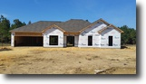 New Construction - 3bd/2ba Home on 2 Acres