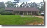 Mississippi Land 1 Acres 3bd/1.5ba Home in Webster County