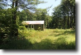 New York Hunting Land 22 Acres Cabin in Williamstown NY borders Forest