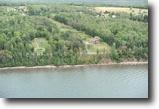 Michigan Waterfront 14 Acres 16421 Bayshore, L'Anse, MLS# 1084927