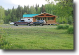 British Columbia Farm Land 20 Acres Beautiful Fisherman's Retreat in North