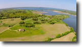Wisconsin Farm Land 35 Acres Unique Country Waterfront Estate