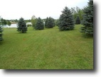 Wisconsin Waterfront 3 Acres Buildable waterfront Lot Green Lake