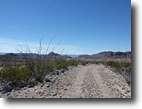 Texas Ranch Land 40 Acres Outstanding Mountain Views in West TX