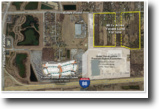 Illinois Land 48 Acres Prime Commercial Land Now Available