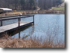 Private 17+ Acres w/Stocked Pond & Creek