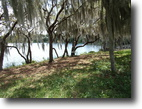Florida Waterfront 17 Square Feet Lakefront Lot in Lake Placid Fl