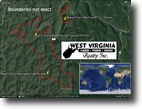 West Virginia Land 3 Acres 0 Elk River Road  MLS 102785