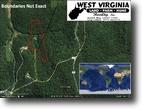 West Virginia Land 12 Acres 00 Widen Ridge Road   MLS 102791
