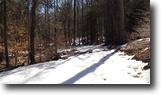 Pennsylvania Hunting Land 26 Acres Private Wooded Land With Meandering Stream