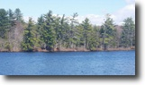 New York Hunting Land 9 Acres Waterfront Land on a Private Lake in NY