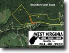 West Virginia Hunting Land 27 Acres 0 Route 129  MLS 102822