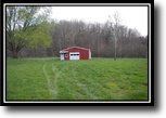 Ohio Hunting Land 178 Acres Pole Barn on the Creek