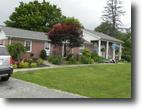Brick home with acreage