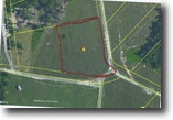 Tennessee Farm Land 4 Acres 4.22 ac on Long Branch Road