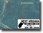 West Virginia Land 30 Acres 0 Plum Fork  MLS 103063