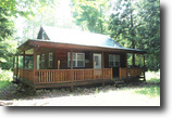 Furnished Cabin Williamstown NY 61 Acres
