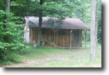 New York Hunting Land 12 Acres 2 Cabins bordering State Forest Diana NY