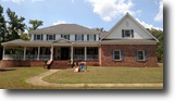 6bd/5.5ba Home on 57 Acres in Lowndes Co.