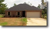 3Bd/2Ba Home on 2 Acres in Starkville, MS