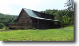 Kentucky Land 1 Acres Log Home in Elliott Co.KY $235,000