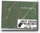 West Virginia Hunting Land 22 Acres 0 Husk Ridge Road  MLS 102877