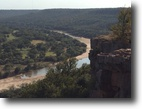 195 acre  Brazos River Overlook Farm/Ranch