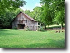 Tennessee Farm Land 178 Acres 177.50 ac, 2homes, barn, creek & Garage