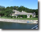 Texas Waterfront 4 Acres Elegant Lakefront Home on Eagle Mtn Lake