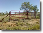 Oklahoma Farm Land 20 Acres Quail Hunting, Farming, Cattle or Homesite