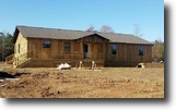 Mississippi Land 2 Acres 3Bd/3Ba Home on 1.6 Ac in Starkville, MS