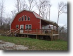 9.33 Acres & Home on Turkey Town Road