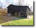 3 Acres, Barns, Shed, and Old House