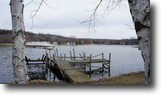 Wisconsin Waterfront 1 Acres Green Lake!  250+/- ft of Waterfront!