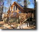 Georgia Land 1 Acres Custom Cabin in Peaceful Setting