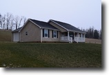 Floyd VA Country Home w/ Acreage For Sale