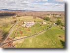 Virginia Farm Land 11 Acres Gorgeous 5BR/5.5BA Estate Home on 10+/-ac