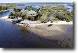 Florida Waterfront 8 Acres Tarpon Key Lodge